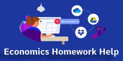 Economic Homework Help