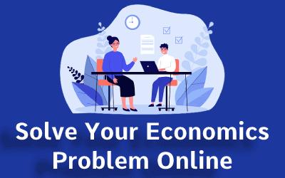 Economics Problem Solver Online