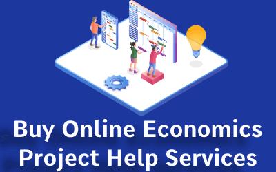 Economics Project Help Online
