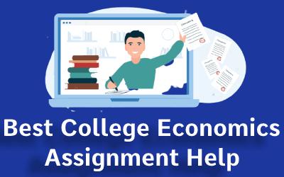 Professional College Economics Assignment Help